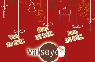 événement à Valsoyo